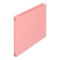 フラットファイル B5横 ピンク100冊