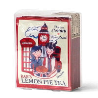 カレルチャペック 名探偵コナンコラボ 蘭のレモンパイティー ティーバッグ 1袋(5バッグ入)