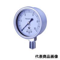 第一計器製作所 BAシリーズ微圧計バイヨネットケース AT G1/4 60×10KPA 1個 (直送品)