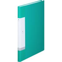 リヒトラブ リクエスト クリヤーブック A4タテ 20ポケット 緑 G3201 スーパー業務用パック 1セット(30冊:10冊入×3箱)