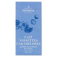 カフェタッセ 塩キャラメルミルクチョコ 85g 豊産業 1個