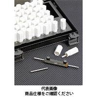 ドムコーポレーション ピンゲージセット(0.01とび)ハンドル付 DP-00 0.05〜0.20 1台 (直送品)