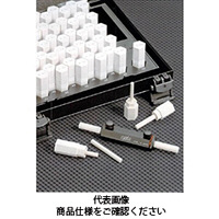 ドムコーポレーション セラミックピンゲージセット(0.01とび) DC-0A 0.20〜0.50 1台 (直送品)