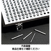 ドムコーポレーション ピンゲージセット(0.025とび) DM-0(-) 0.300〜1.525 1台 (直送品)