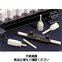 ドムコーポレーション セラミックピンゲージセット(0.01飛び) DCS-16A 16.00-16.50 1台 (直送品)