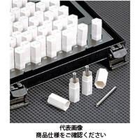 ドムコーポレーション センタ穴付ピンゲージセット(0.01とび) DCT-4A 4.00〜4.50 1台 (直送品)