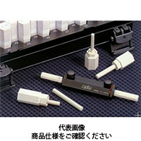 ドムコーポレーション セラミックピンゲージセット(0.01飛び) DC-12A 12.00-12.50 1台 (直送品)