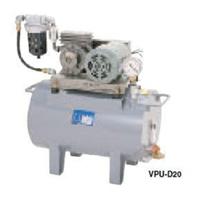 カネテック 真空源装置(ドライポンプ方式) VPU-D20 1台 (直送品)