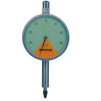 尾崎製作所 指針1回転未満ダイヤルゲージ(耳金付裏ぶたタイプ) 107Z-XBL 1個 (直送品)