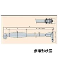 尾崎製作所 浅穴シリンダゲージ CG-3C 1台 (直送品)