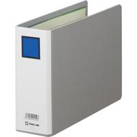キングジム キングファイルG(2穴) A5ヨコ とじ厚50mm グレー 945N 1セット(3冊)