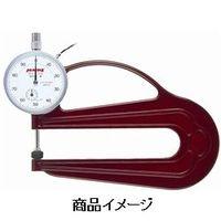 尾崎製作所 ダイヤルシックネスゲージ H-MT 1個(直送品)