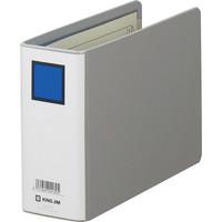 キングジム キングファイルG(2穴) B6ヨコ とじ厚50mm グレー 925N 1セット(3冊)