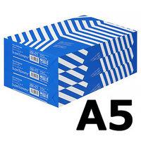 コピー用紙 マルチペーパー スーパーエコノミー+ A5 1セット(1500枚:500枚入×3冊) アスクル