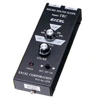 エクセル マイクロサウンドスコープ(小型軽量・高感度) TRC 1台 (直送品)