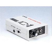 エクセル マイクロサウンドスコープ(ポケッタブル聴音機) IC-1 1台 (直送品)
