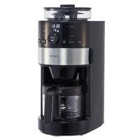 シロカ コーン式コーヒーメーカー ブラック (SC-C111) 540ml