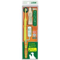 ペットキッス犬・猫ツインヘッド歯ブラシ
