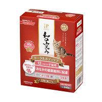 jp STYLE(ジェーピースタイル) キャットフード 和の究み トータルボディケア 12ヶ月までの子猫用 240g 1個 日清ペットフード