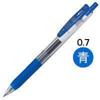ゼブラ サラサクリップ 0.7mm 青 JJB15-BL