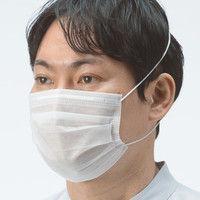 アスクル 2層式マスク オーバーヘッド 1箱(100枚入)