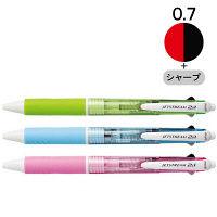 三菱鉛筆(uni) ジェットストリーム多機能ボールペン 2色+シャープ 0.7mm MSXE3-500-07 カラーアソート 3本