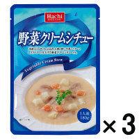ハチ食品 野菜クリームシチュー 3袋