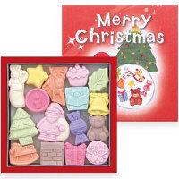 ばいこう堂 ハッピークリスマス 小箱 4931880187122 1個