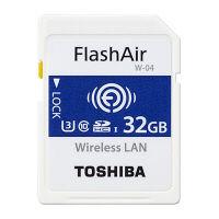東芝 無線LAN搭載SDHCカード32G