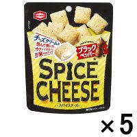 スパイスチーズブラックペッパー 5袋