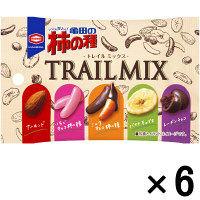 亀田の柿の種トレイルミックス 6袋