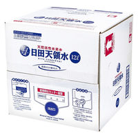 グリーングループ 日田天領水 バッグインボックス 12L