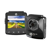 hp ドライブレコーダー 常時録画 駐車監視モー Gセンサー内蔵 記録画角:対角140° f330s 1台