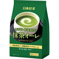 日東紅茶 抹茶オーレ 1袋(10本入)