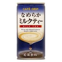 富永貿易 カフェドリップ なめらかミルクティー 185g 1箱(30缶入)