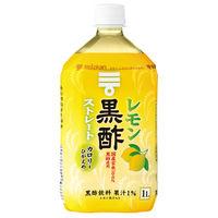 レモン黒酢ストレート 1000ml 6本