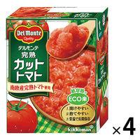 完熟カットトマト 388g 4個