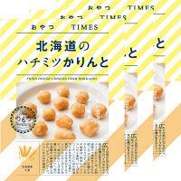 のもの おやつTIMES 北海道のハチミツかりんと 池田食品 1セット(3袋入)