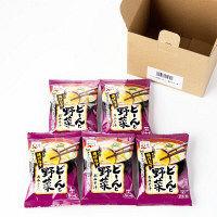 【アウトレット】永谷園 どーんと野菜おみそ汁 揚げなす 1箱(5食入)
