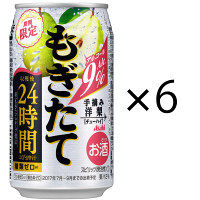 もぎたて 手摘み洋梨 350ml 6缶