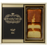 シベール ブランデー&レモンケーキ詰合せ 1個 伊勢丹の贈り物