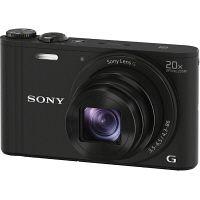 ソニー デジタルスチルカメラ ブラック DSC-WX350 B