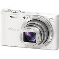 ソニー デジタルスチルカメラ ホワイト DSC-WX350 W