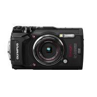 オリンパス デジタルカメラ STYLUS TG-5 Tough ブラック TG-5 BLK