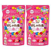 ボールド 香りのおしゃれ着洗剤 甘く華やかな香り 詰め替え 400g 1セット(2個入) 洗濯洗剤 P&G
