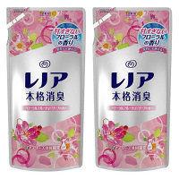 レノア本格消臭 フローラルフルーティーソープの香り 詰め替え 480ml 1セット(2個入) 柔軟剤 P&G