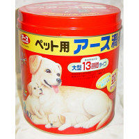 アース渦巻線香缶 1缶(52巻入)