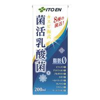 伊藤園 菌活乳酸菌 200ml 1セット(48本)