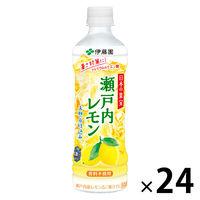 伊藤園 日本の果実 瀬戸内レモン 500ml 1箱(24本入)