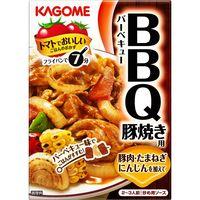 カゴメ BBQ豚焼き